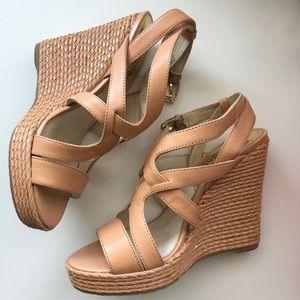Michael Kors platform sandals
